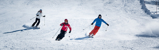 スキー怖くない
